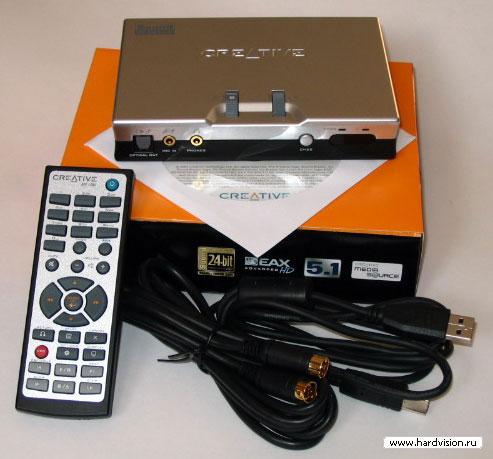 24 bit USB eXternal : Возможности домашнего кинотеатра внутри маленькой пластмассовой коробочки.
