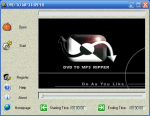 DVD to MP3 Ripper 3.0.0.6
